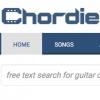 6.1・Using Chordie.com